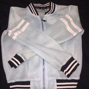Jackets & Blazers - Mesh reflective jacket